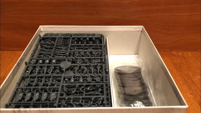 Sprues and bases!